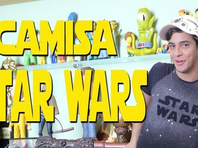 CAMISA DE STAR WARS (SEMANA STAR WARS) - Victor Lamoglia