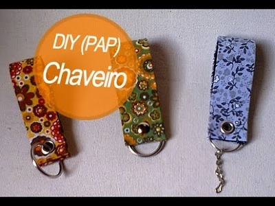 DIY - Chaveiro