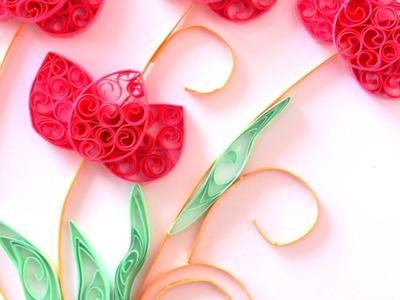 Faça Delicadas Flores Lótus de Filigrana em Papel  - Faça Você Mesmo Artesanato - Guidecentral