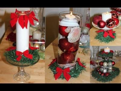 DIY - Natal - Ideias de decoração