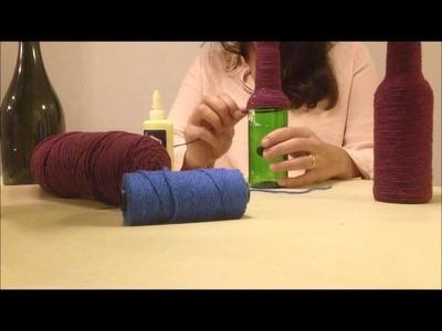 DIY Noivatas -  Faça você mesmo -  Vaso de Flores