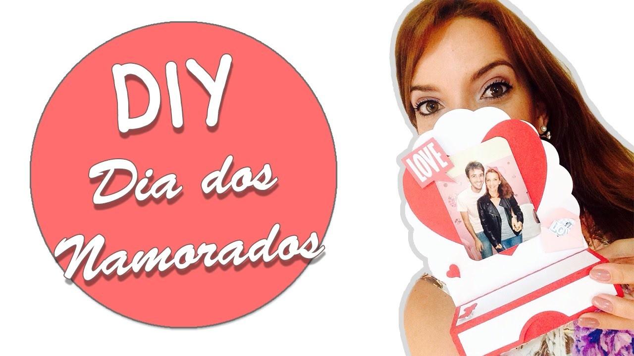 DIY Dia dos Namorados - Box para bombons