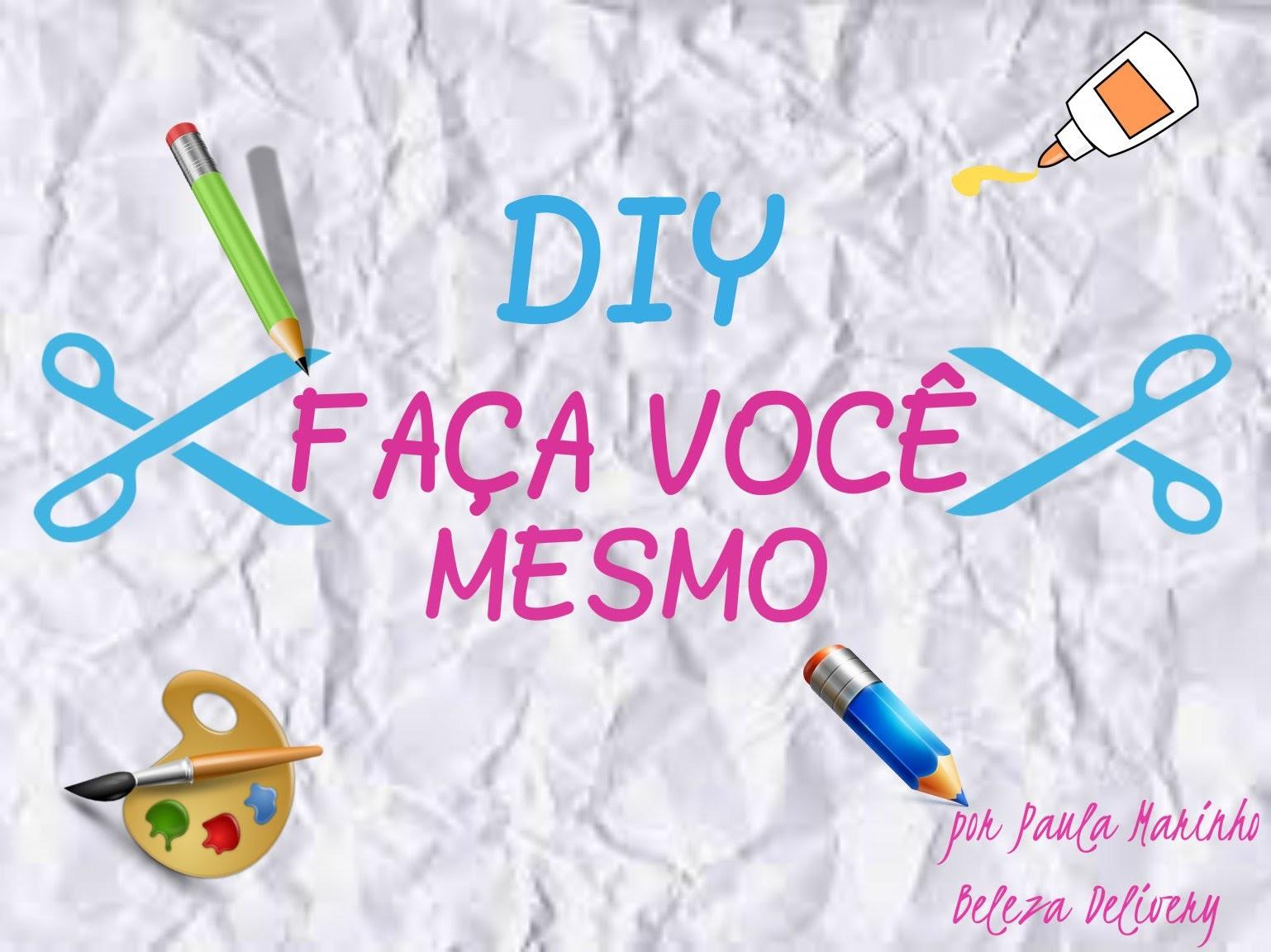 DIY   FAÇA VOCÊ MESMO   BLUSA DE LENÇO