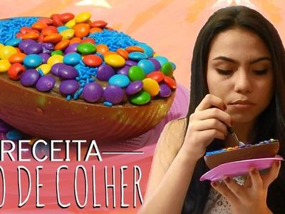 RECEITA.DIY: Ovo de Colher (Páscoa) | Andressa Moraes