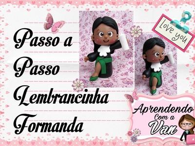 (DIY) PASSO A PASSO LEMBRANCINHA FORMANDA
