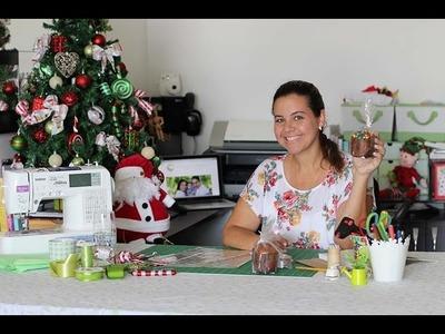 DIY | Faça Você Mesmo - Presentinhos de Natal para Pessoas Especiais
