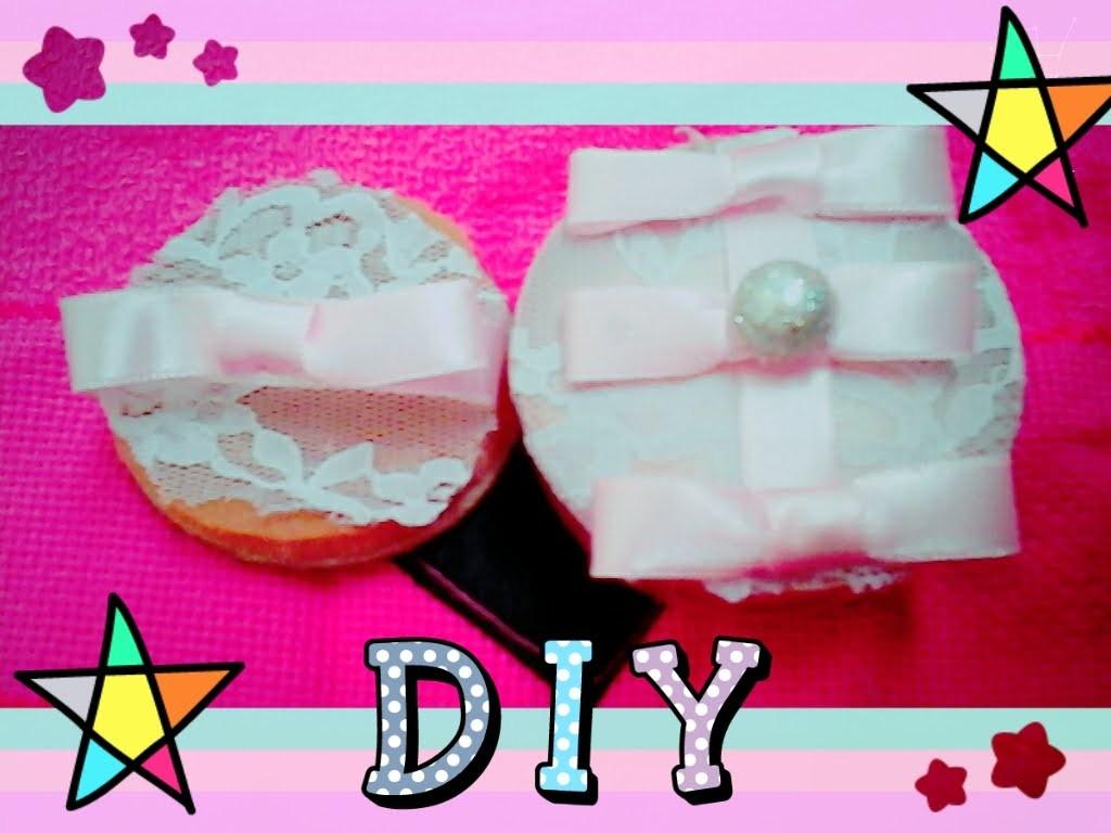 DIY|Como decorar maquiagem kawaii