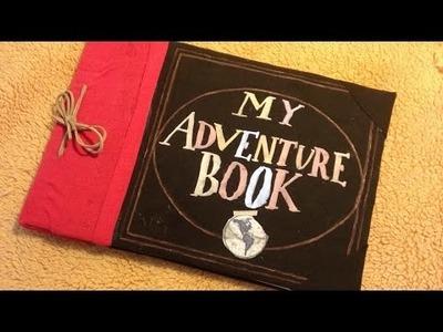 """DIY - Como fazer o livro do filme """"Up altas aventuras"""""""