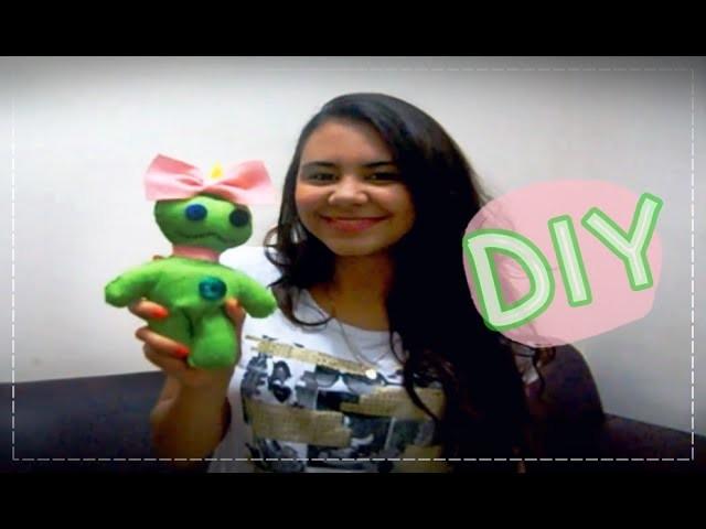 DIY: Boneca de Pano Xepa - Lilo & Stitch (sem máquina de costura)