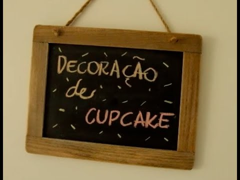 DIY: como decorar cupcakes
