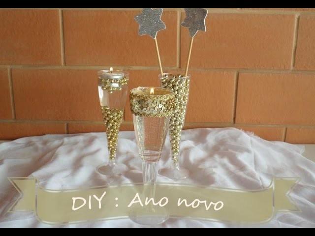 DIY fáceis para o Ano novo!!