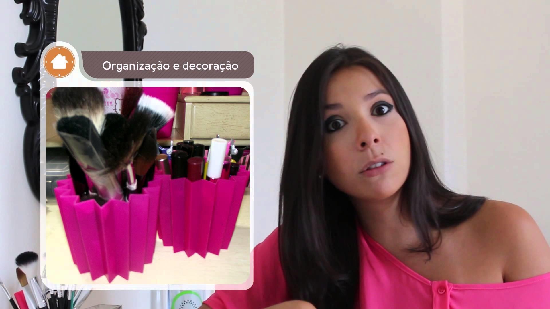 Facebook Penteadeira 3º - DIY. Faça você mesmo - Minuto Decoração