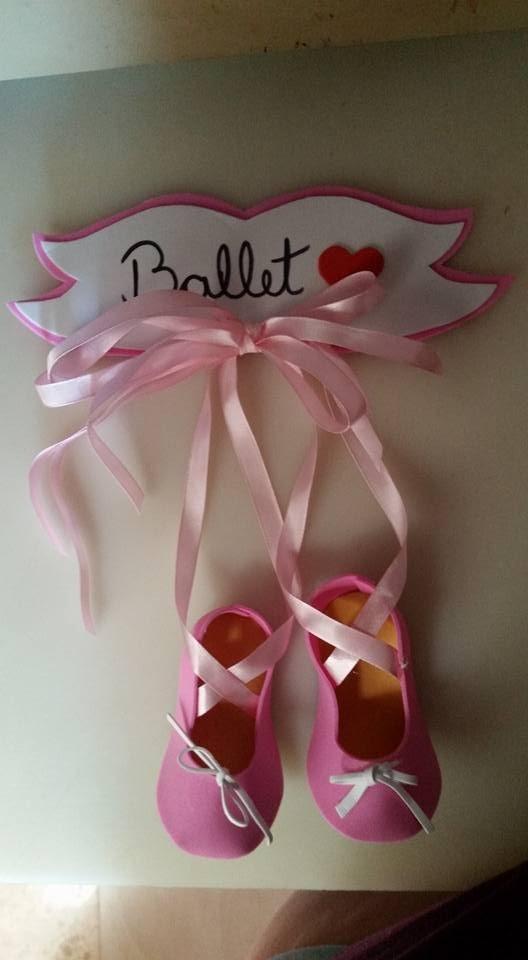 Como fazer sapatilhas de ballet em eva 3d , by Vivian Balaban DIY