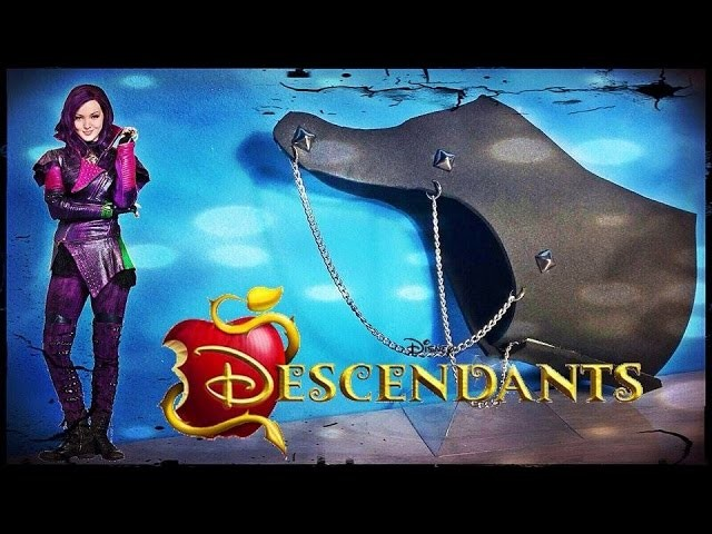 Disney Descendentes - Tutorial da luva de correntes da Mal! Peter Toys