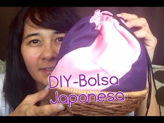 DIY-Bolsa Japonesa
