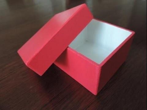 DIY: Caixinha de MDF para Lembrancinha ou Organização