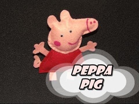 DIY.: Peppa Pig (simples)