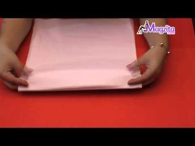 DIY: Pompom de Seda (Dica Rápida) | Flor de Seda | Decoração