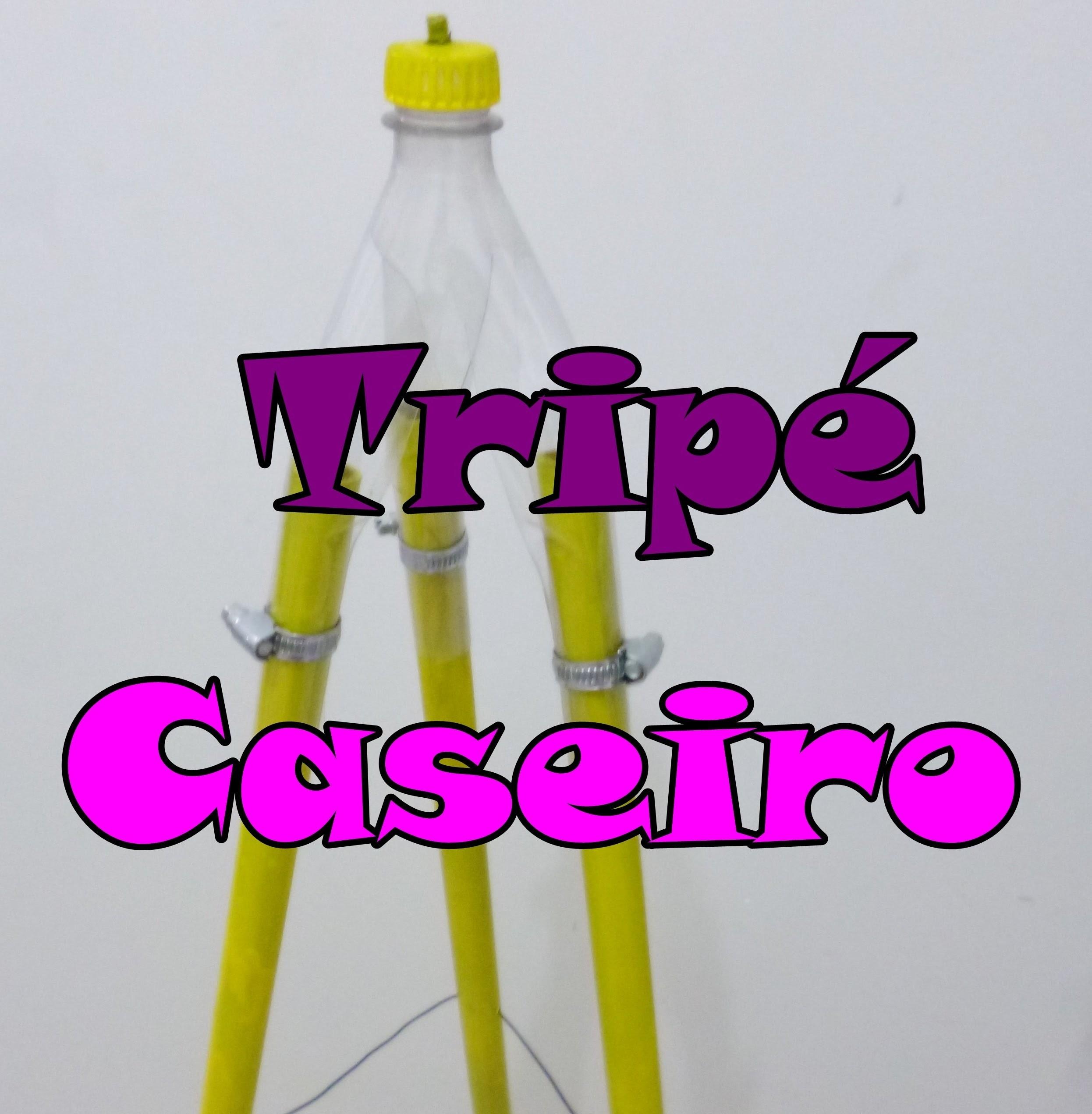 DIY Tripé Caseiro