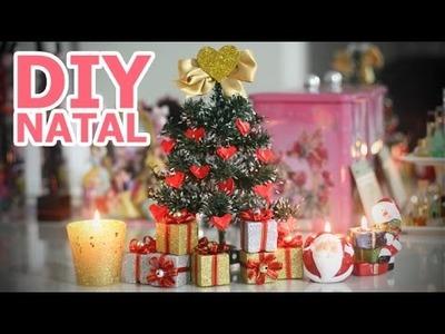 DIY Árvore de Natal de Corações | Heart's Christmas Tree ♥ Priscila Paes