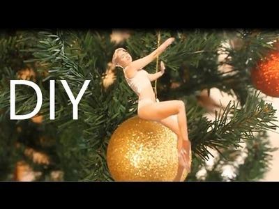DIY: Decorando a árvore de Natal com Miley Cyrus