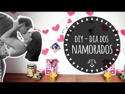 Dia dos NAMORADOS  -  DIY