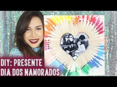 DIY: Presente Dia dos Namorados | Quadro de Giz