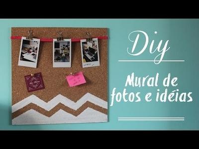 DIY | Mural de Fotos e Idéias