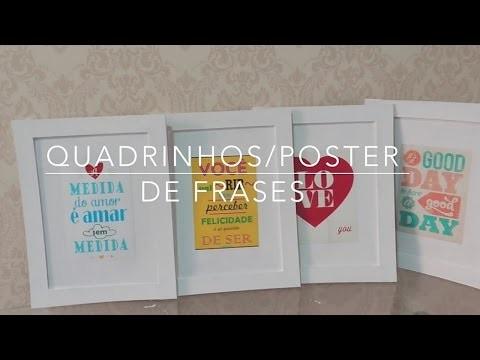 DIY - Poster. Quadrinhos