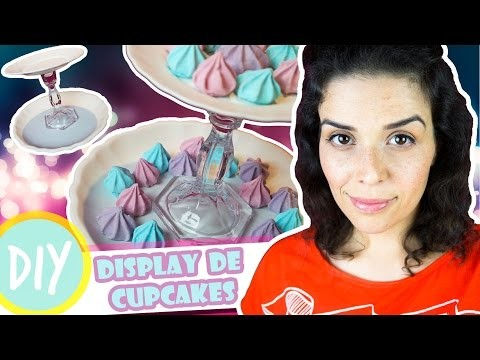 DIY - Display de Cupcake   Keityland