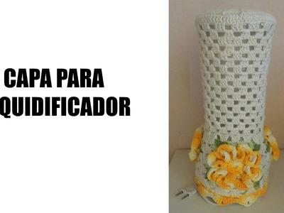 JOGO DE COZINHA - CAPA PARA LIQUIDIFICADOR