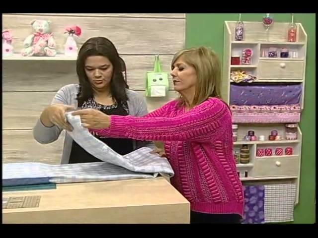 Manta com Renata Silva e Passamanaria com Valéria Soares | Vitrine do artesanato na tv.