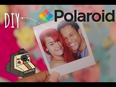 DIY: Como fazer fotografias Polaroids sem Câmera Instantânea