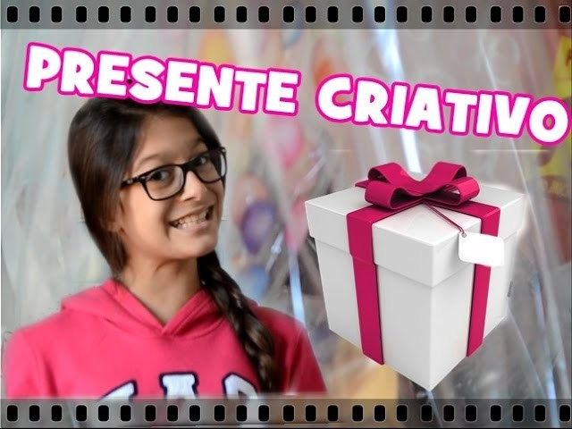 DIY - Presente Criativo ♡ Giulia Lopes