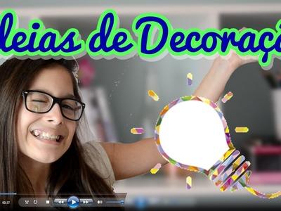DIY - Decoração Fofa e Baratinha ♡ Giulia Lopes