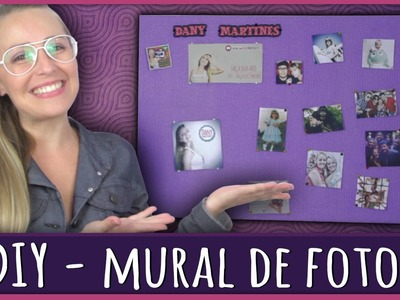 Mural de Fotos =DiY