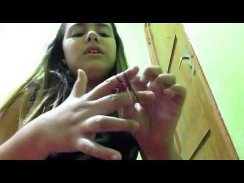 Bem-vindos ao canal + diy : como fazer pulseiras de elástic