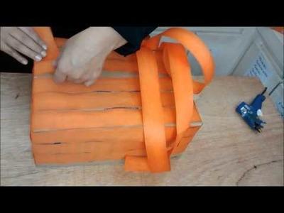 DIY: Cesta Dia dos Pais  #4 - Como Fazer