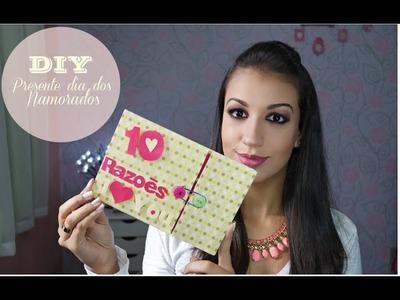 DIY: Cartão dia dos namorados, aniversário de namoro , cartão comemorativo
