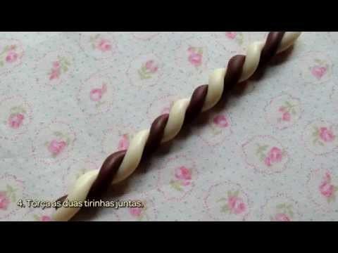 Faça Mini Palitos de Chocolate Com Cerâmica Plástica - Faça Você Mesmo Artesanato - Guidecentral