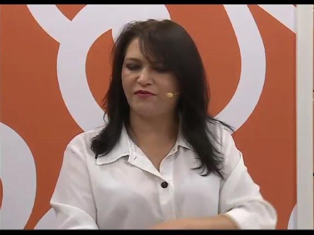 Flor Calêndula com Maria José | Vitrine do Artesanato na TV