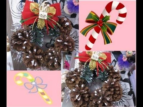 DIY Guirlanda De Natal (gastando pouco)