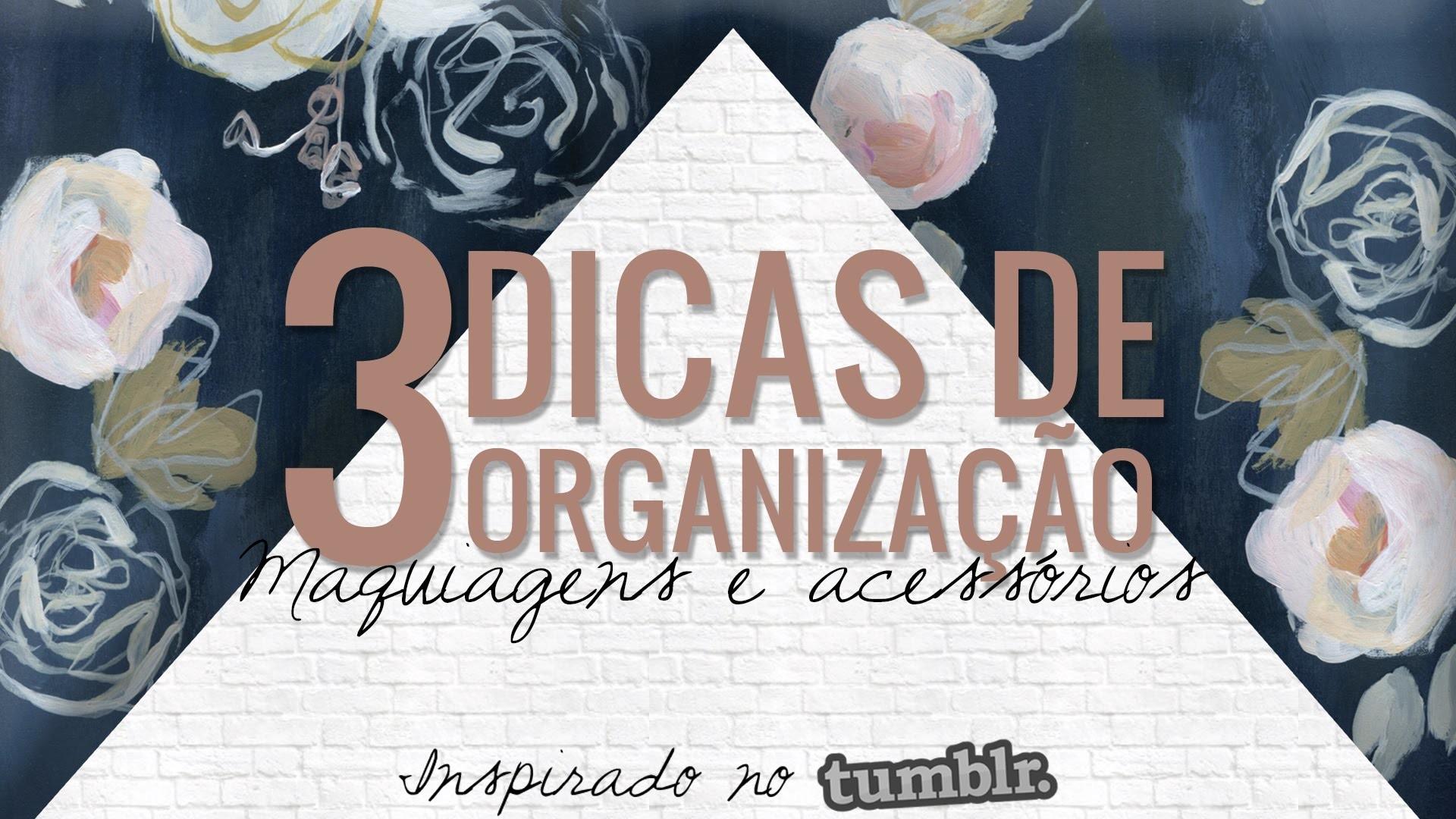 DIY organização de acessórios! | Decoração inspirada no Tumblr e Urban Outfitters