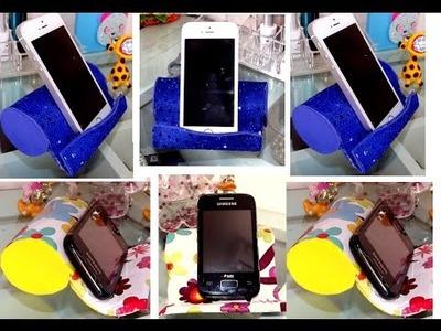 Diy: Porta celular  feitos com ROLO DE PAPEL HIGIÊNICO