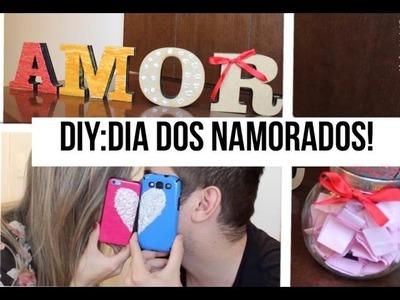 DIY: 3 OPÇÕES DE PRESENTE - DIA DOS NAMORADOS!
