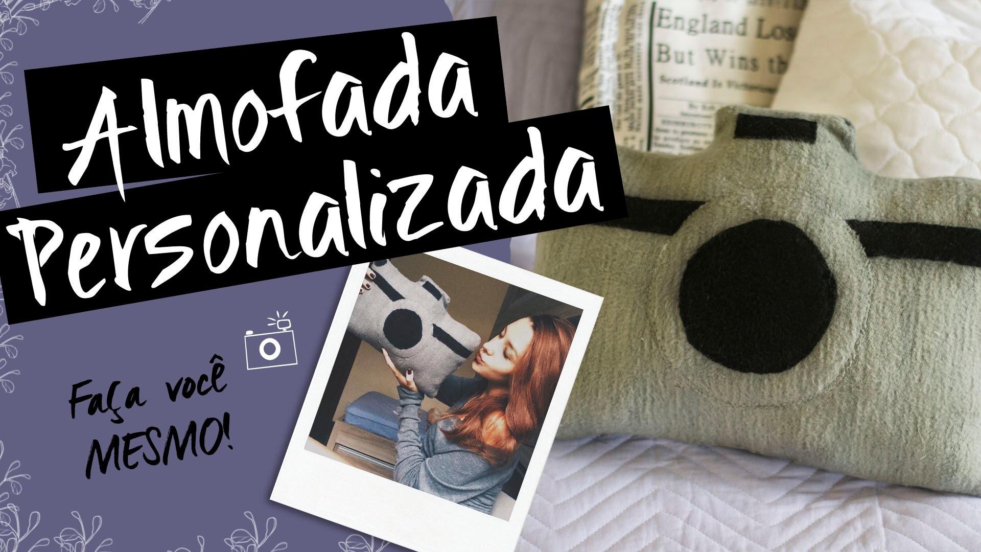 DIY: Almofada Personalizada