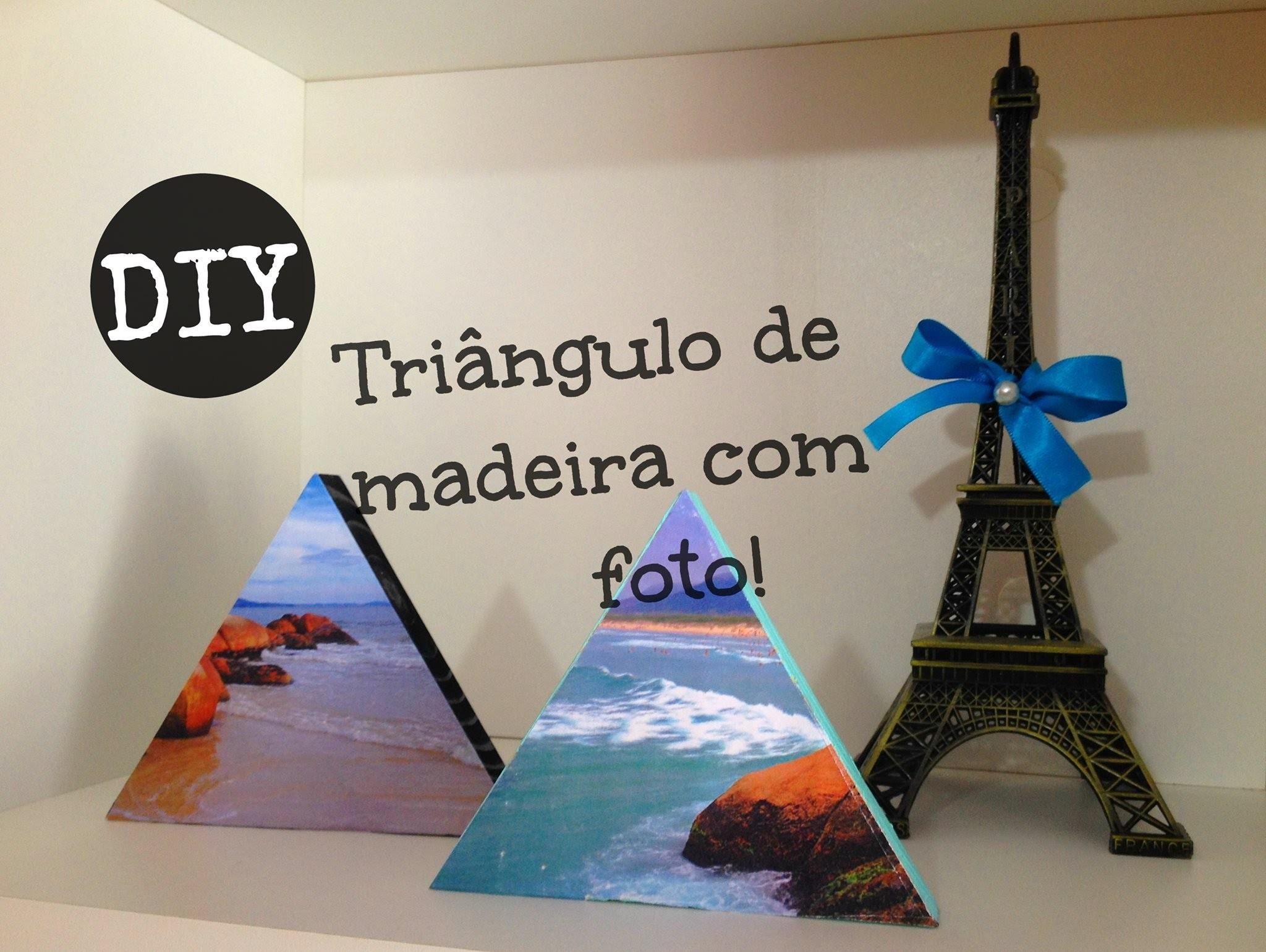 Como fazer um Porta Fotos super fácil - DIY- Faça você Mesmo! #decoração #inspire-se