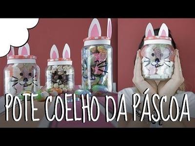 Pote Coelho da Páscoa | Crie Você Mesmo DIY #2
