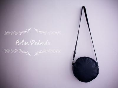 DIY | Bolsa redonda