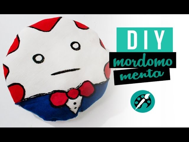 DIY MORDOMO MENTA ❤ GEEK TUTORIAIS